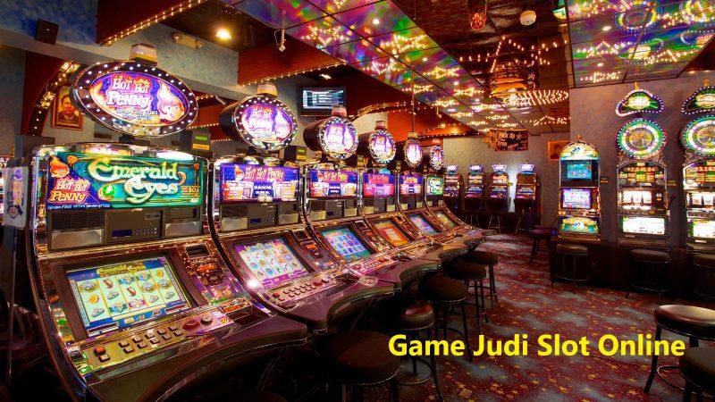 Game Judi Slot Online Terpercaya